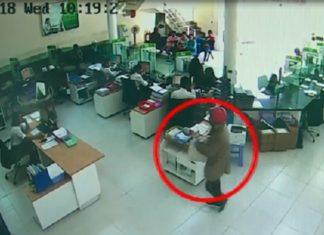 cướp ngân hàng vietcombank ninh hòa